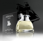 ARMADA BLACK -Eau de toilette, 100ml