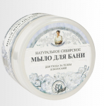 Siberian natural soap for the body and hair care, 500ml
