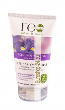 Cleansing Gel for oily and problem skin, deep cleansing, 150ml