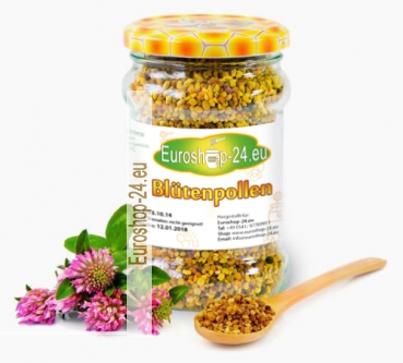 Bee pollen, 100% homemade, 180g