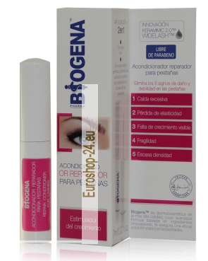 BIOGENA repair conditioner for eyelashes, 7 ml