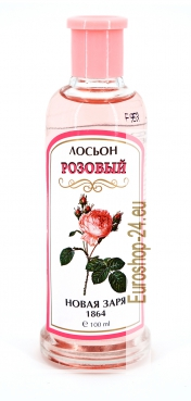 "Lotion, ""Rose"", Novaya Zarya - 100ml"