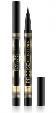 PRECISE Brush Liner, Deep Black