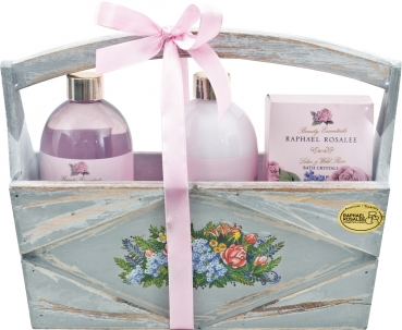 Raphael Rosalee Cosmetics Gift Set Flowers No. 88, 4-pieces