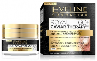 ROYAL Caviar Therapy Tagescreme-Konzentrat 60+, 50 ml