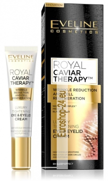 Eye contour cream EVELINE firming 15 ml