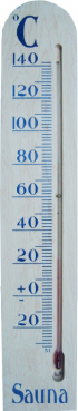 Thermometer CT- 10 / 60, 330 x 60mm