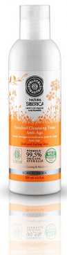 Natura Siberica, Enriched Cleansing Tonic Anti-Age, 200ml