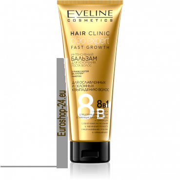 Eveline Hair Clinic Oleo Expert Haar Conditioner  8 in 1, 250ml