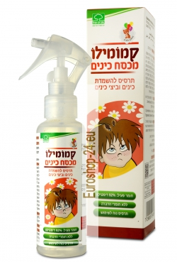 Chamomilo Lice Buster - Spray against eradication of lice and nits, 120ml