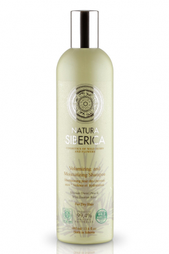 Shampoo for dry hair Volumizing and Moisturizing, 400ml, Natura Siberica