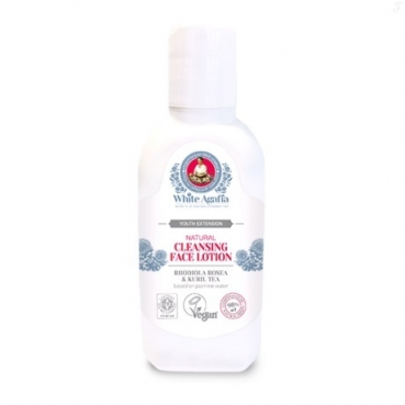 Cleansing lotion, 35-50 years -extension of youth, 150ml White Agafia