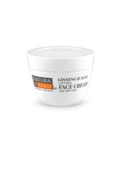 Gesichtscreme Ginseng and Acai, 50ml, Natura Estonica