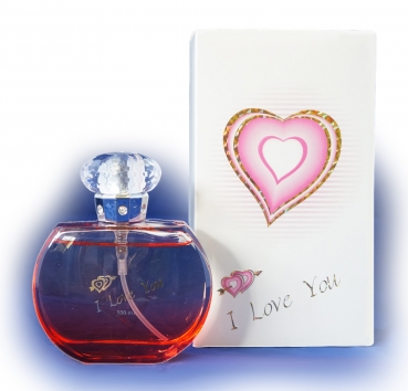 I Love You -eau de PARFUM - 100ml