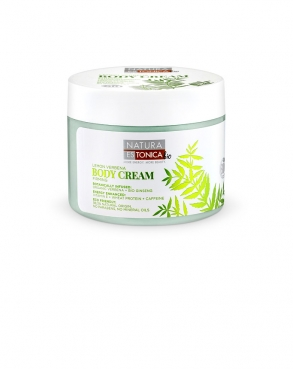 Крем для тела Lemon Verbena body cream, 300мл, Natura Estonica