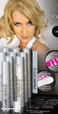 Volumix Fiberlast MASCARA, 9ml