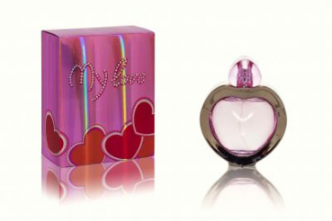 My Love- eau de PARFUM -100ml