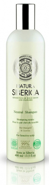 NEUTRAL SHAMPOO, 400ml, for sensitive skin, Natura Siberica