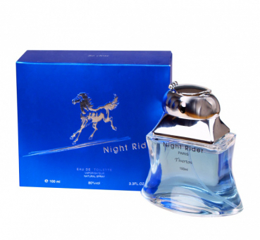 Night Rider Black - Herrenduft - 100 ml