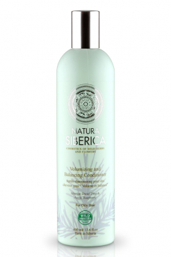 Conditioner for oily hair Volumizing and Balancing 400ml, Natura Siberica