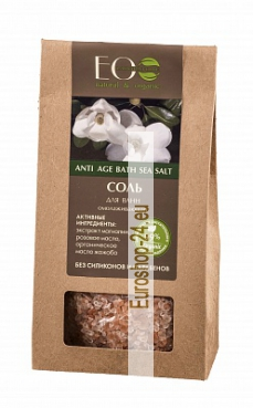 Bath Salt Rejuvenating, 400g, EO Laboratorie