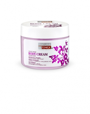 Körpercreme Violet Rose body cream, 300ml, Natura Estonica