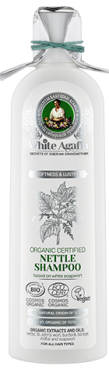 WHITE AGAFIA Organic nettle shampoo 280 ml.