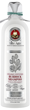 WHITE AGAFIA Burdock shampoo 280 ml.