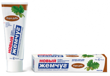 Toothpaste for the whole family, 50ml.