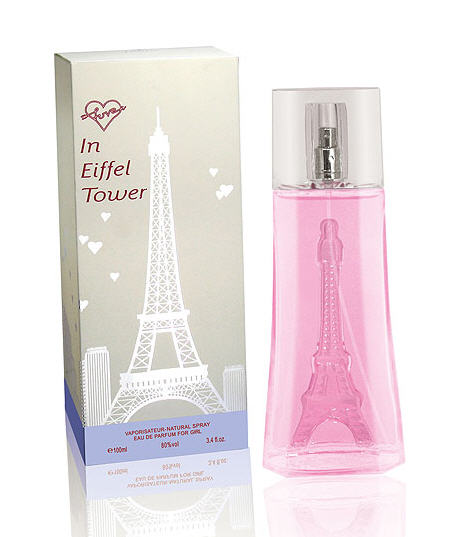 Euroshop 24eu In Eiffel Tower Eau De Parfum 100мл