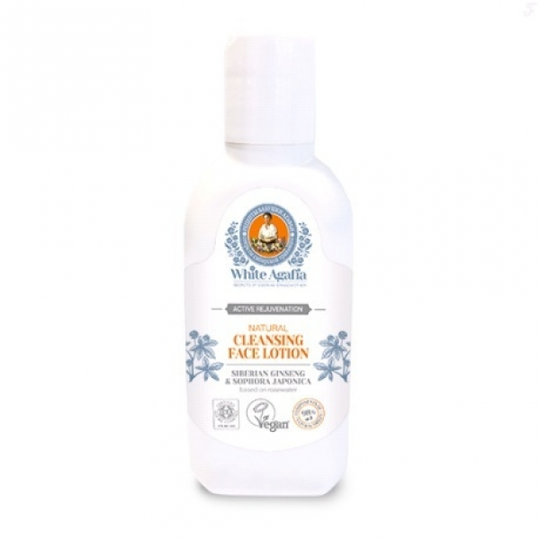 Cleansing lotion, after 50 years -active rejuvenation, 150ml White Agafia