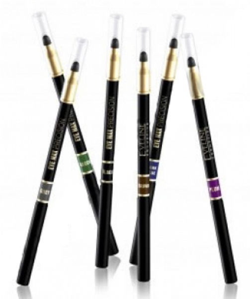 Automatic eye pencil with sponge Eye Max Precision