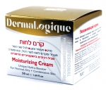 DermaLogique, Moisturizing Cream, for all skin types, 50 ml.