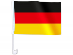 "Flag for the car ""Germany"" 30x45 cm"
