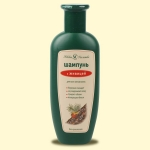 Shampoo for all hair types, with turpentine - pine resin, 250ml